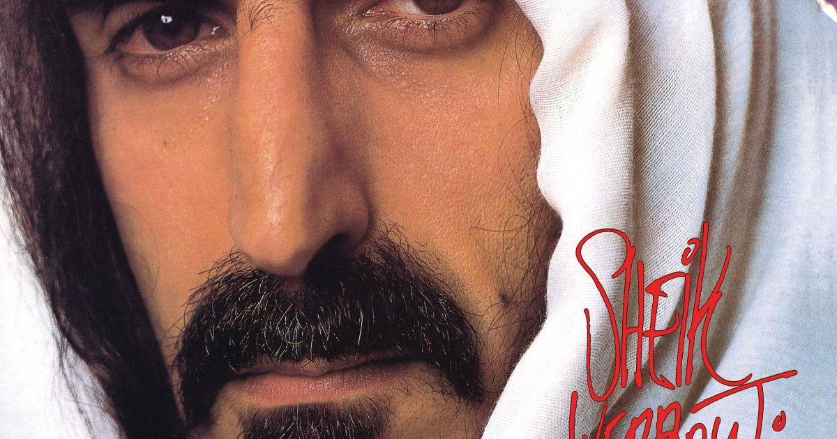Frank Zappa S Sheik Yerbouti Double Album Remastered For